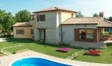 ISTRA, SVETVINČENAT, predivna kuća s bazenom u veoma mirnom okruženju