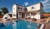 Istra, rustikalna mediteranska villa na prostranoj parceli