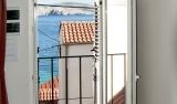 Wohnung mit Blick aufs Meer, Baška, 65m2