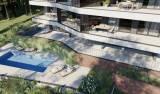 OPATIJA, stan ( STAN 01 ) sveukupne površine 403.78 m2, u luksuznoj novogradnji!