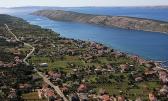Otok Rab - lijepo građevinsko zemljište na odličnoj lokaciji !