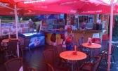 Cafe bar uz more