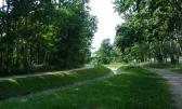 Baška-poljoprivredno zemljište 498m2, udaljeno 250m od mora