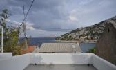 Donja Klada, kuća, udaljena 40 m do plaže, pogled