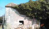 Istra, Vodnjan, zgrada i dvorište