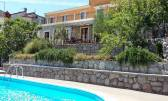 ZALEĐE OPATIJE - dvije kamene kuće s bazenom