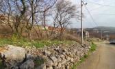 Crikvenica, Ladvić,  građevinsko zemljište, pogled