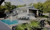 Crikvenica, zaleđe, kuća sa bazenom