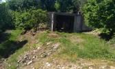 Gradevinsko zemljište sa zapocetom gradnjom