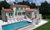 Fantastična vila u središnjoj Istri