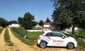 Istra, Peroj, Lijepo vikend zemljište 353m2 s objektom