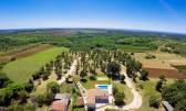 Istra, okolica Novigrada - građevisko zemljište sa pogledom na more