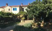 ISTRA, SVETVINČENAT - Obnovljena starina s dvorištem + parcela 844m2