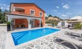 Istra, Kaštel prekrasna dizajnerska villa sa bazenom