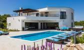 Istra, Pula, okolica Vodnjana, luksuzna vila s 5 zvjezdica u prirodi