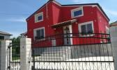 Istra, Kaštel, okolica prekrasna samostojeća kuća sa bazenom i panoramskim pogledom na more