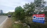 Nicht-strukturelle Land Sošići, Kanfanar, 2.276m2