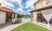 Istra - Ekskluzivna kuća za odmor s bazenom