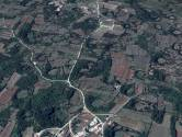 Režanci, poljoprivredno zemljište uz cestu, 3114m2