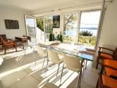 JADRANOVO-Luksuzna vila sa 3 stana, 100 m od mora, pogled!