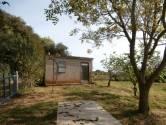 Istra, okolica Pule, Šišan, legalizirani objekt 22 m2 na čestici od 660 m2