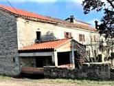 ISTRA, VODNJAN OKOLICA, stara istarska kuća s lijepom okućnicom