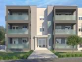 """Žbandaj, Istra - Stan """"H"""" 70 m2, drugi kat, novogradnja"""