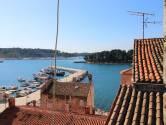 Rovinj,stari grad,stan 4.kat,55m2, sa panoramskim pogledom na more,za renovaciju