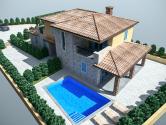 Villa Singola/Casa Vacanza Malinska, Malinska-Dubašnica, 159m2
