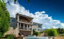 Istra,Sv Lovreč,4km,luksuzna dizajnerska vila na velikoj okućnici s pogledom na more