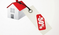 Pad traženih cijena nekretnina na mjesečnoj i godišnjoj razini